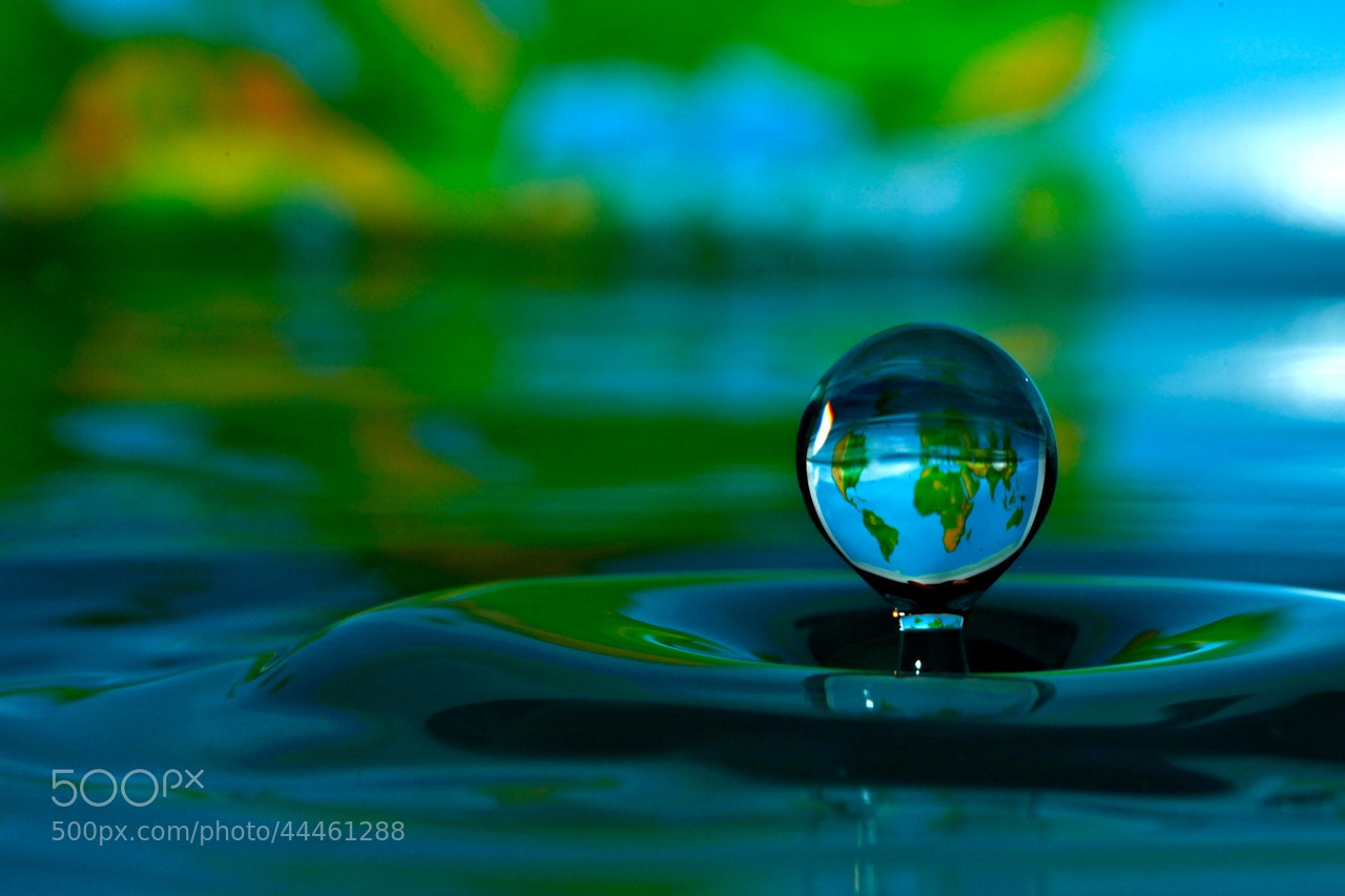 Photograph Water world by Simon Bond on 500px