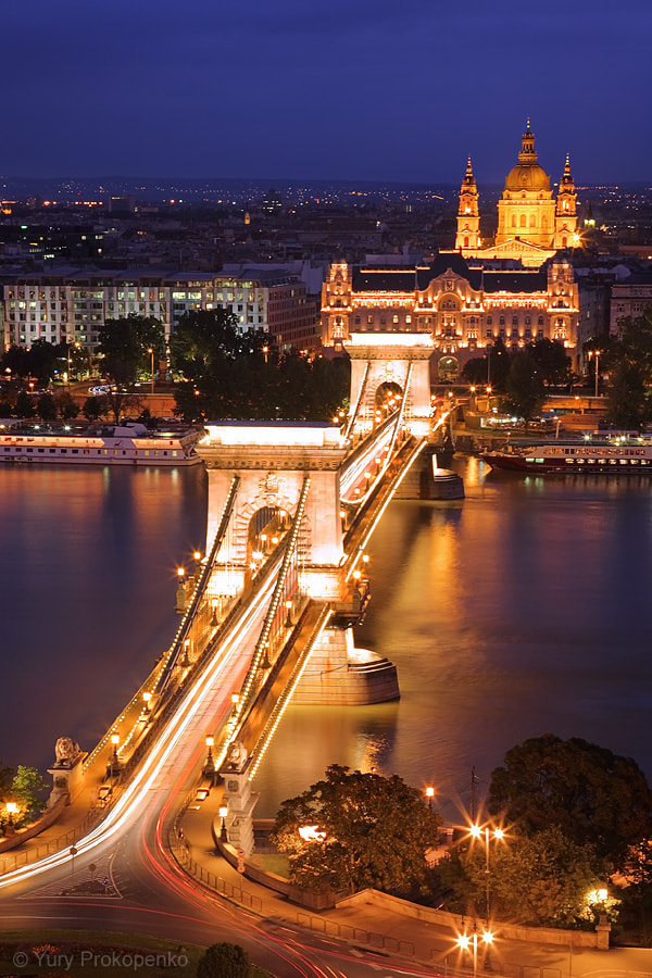 Photograph Budapest by Night by Yury Prokopenko on 500px
