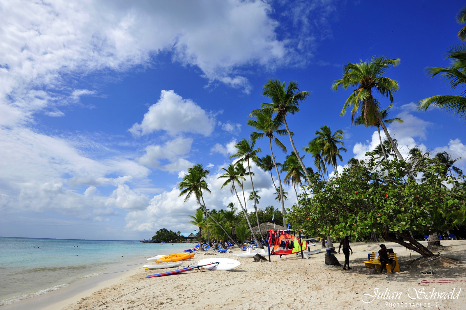 Photograph Beach of La Romana by Julian Schwald on 500px