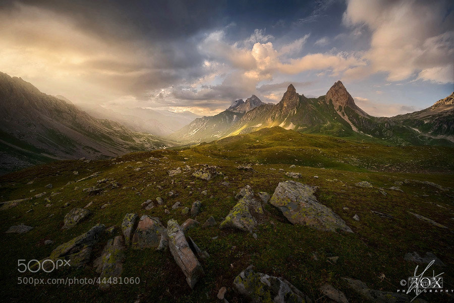 Photograph Somewhere far beyond by Enrico Fossati on 500px