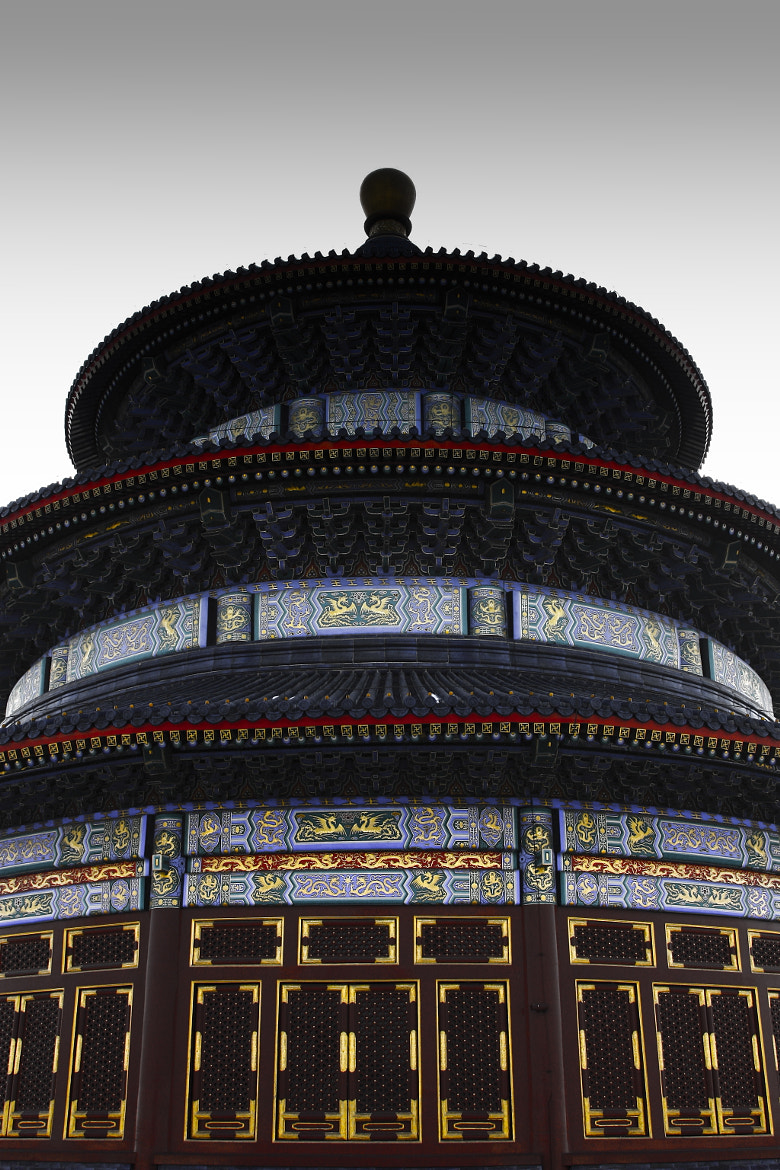 Photograph Temple Of Heaven by Social Butterfly on 500px