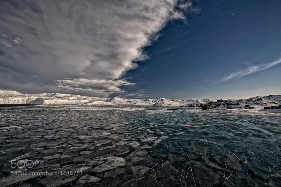 Photograph Ice Puzzle by Þorsteinn H Ingibergsson on 500px