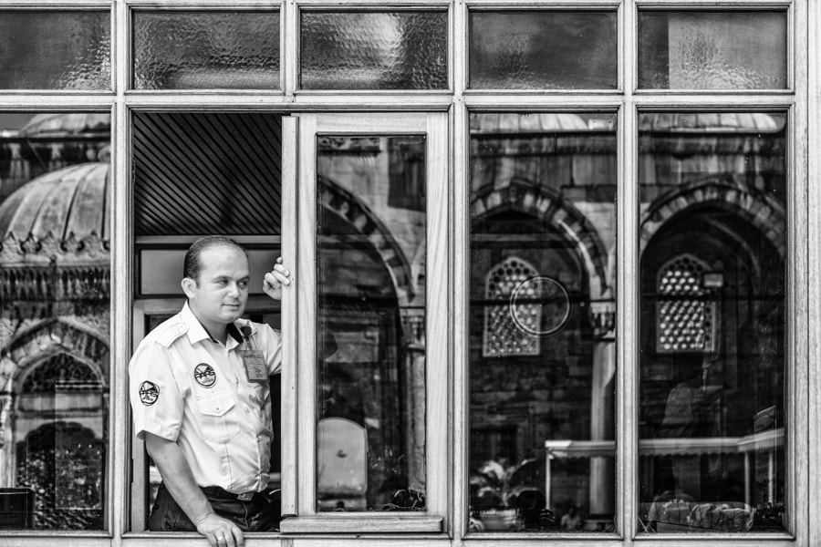 Security at the windows
