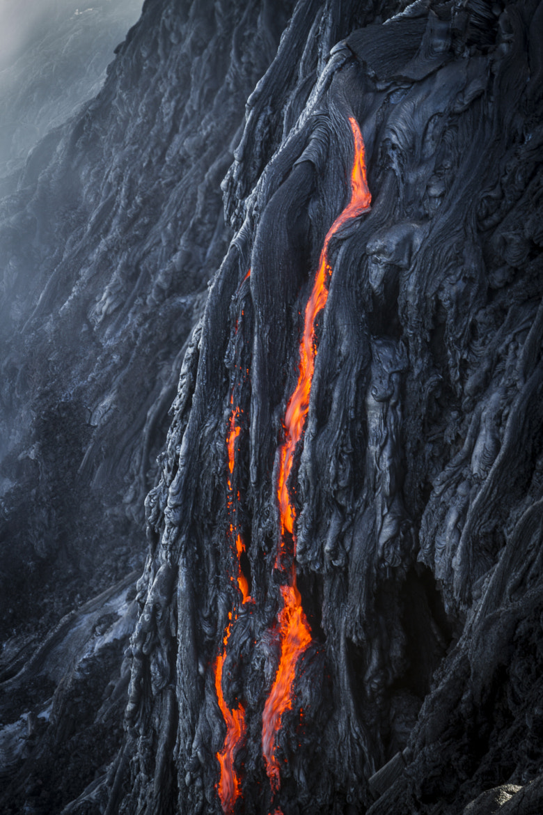 Photograph Kalapana Lava by Jordan Lacsina on 500px