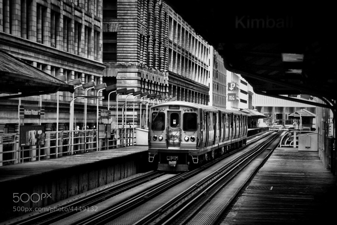 Photograph CHICAGO by Morgan Photography on 500px