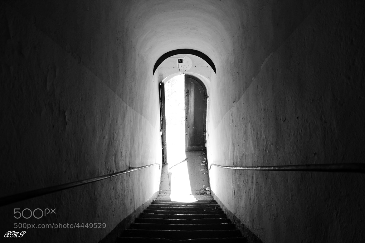 Photograph fuori dal tunnel by Andrea  Montagnani on 500px