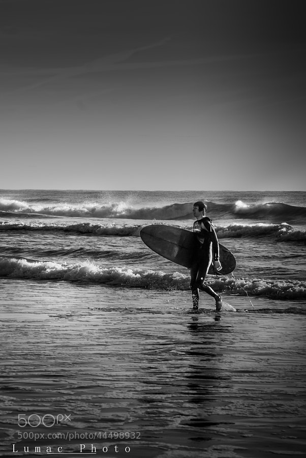 Surfeur by Laurent LEO on 500px.com