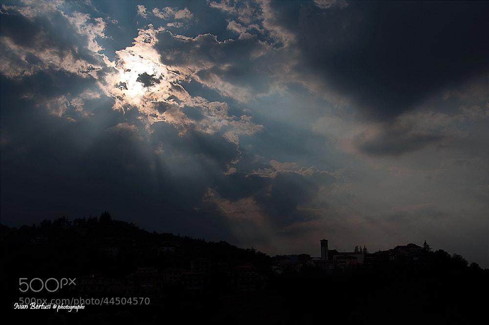 Photograph Divine light by Ivan Bertusi on 500px