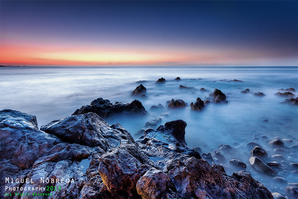 Photograph Sea of Rocks by Miguel Nóbrega on 500px
