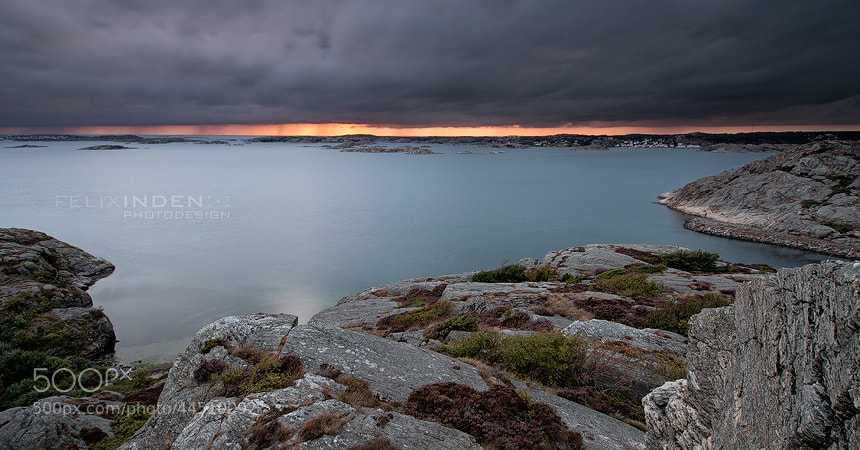 Photograph ...Storm over Skaftö... by Felix Inden on 500px