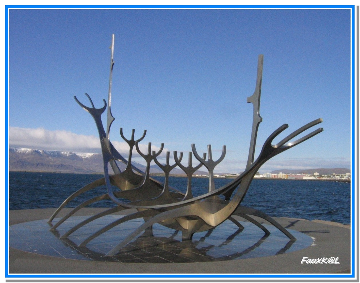 Photograph Sun Voyager / Solfar by FauxK@L  on 500px