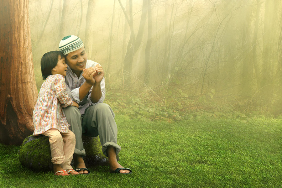 Photograph Love you dad by Wecax Haryo Pamungkas on 500px