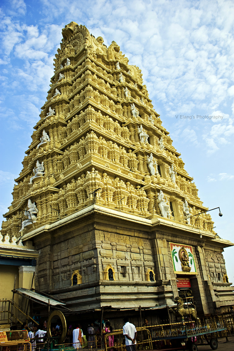 Photograph Chamundi Temple by Vetriselvan Elangovan on 500px