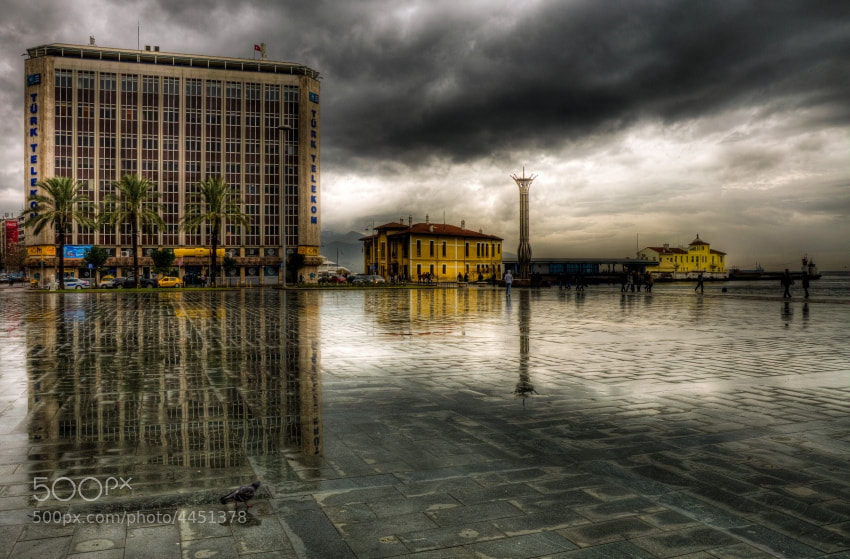 Photograph Rain in the city by Nejdet Duzen on 500px