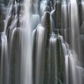 Marokopa Falls by Chris R. Hasenbichler on 500px.com