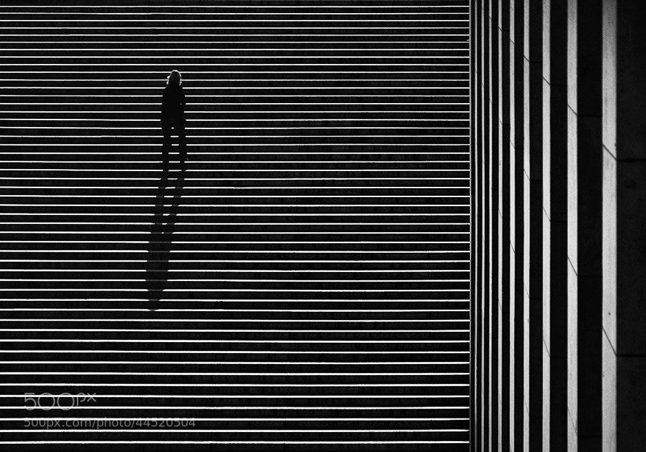 Photograph escalier by Kai Ziehl on 500px