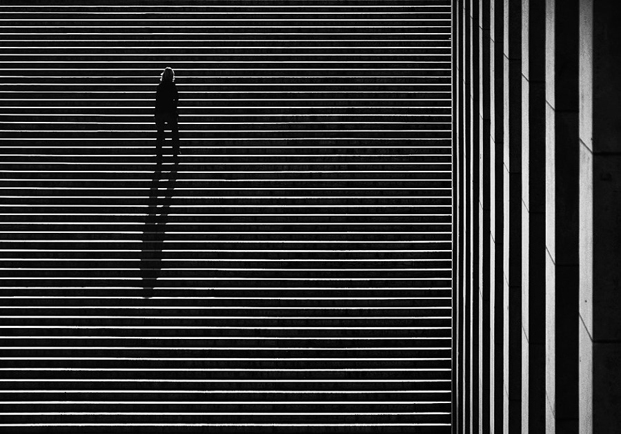 escalier by Kai Ziehl on 500px.com