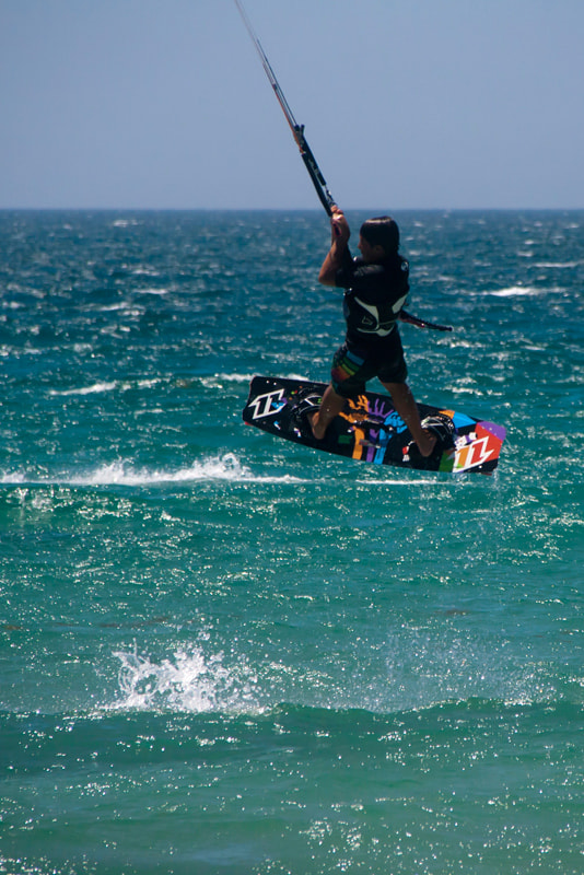 Photograph kitesurf by Pedro Sanz on 500px