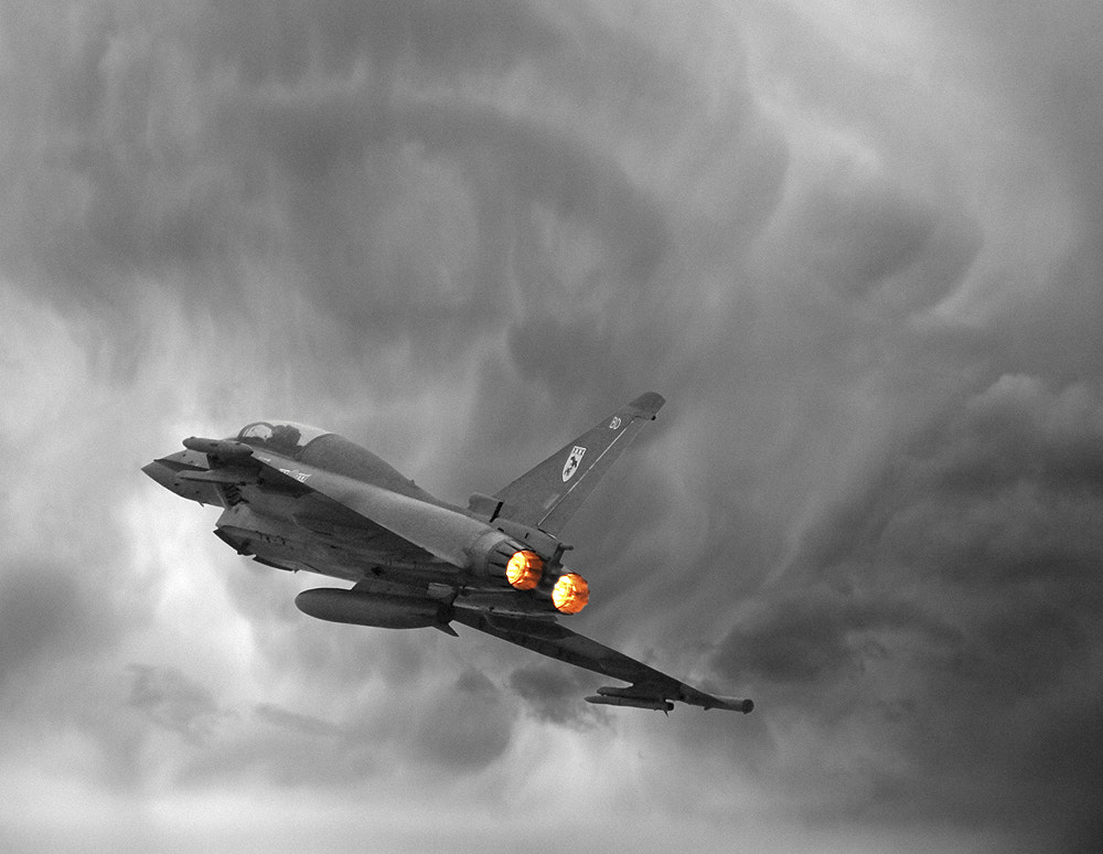 Photograph Eurofighter by Martin Wait on 500px