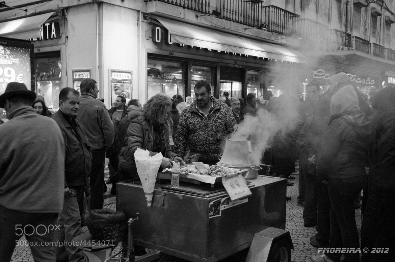 Photograph Quentes e boas...   (chestnuts...) by Fernando Moreira on 500px