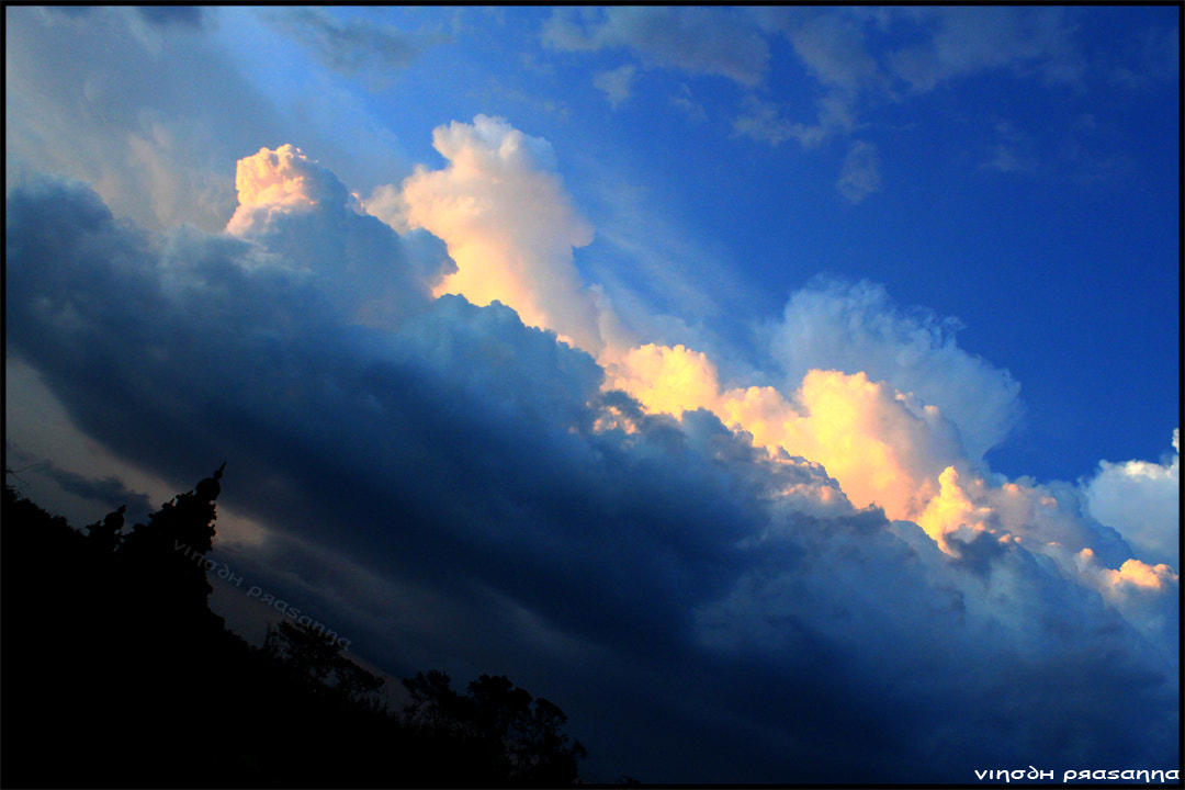 Photograph clouds by vinodh prasanna on 500px