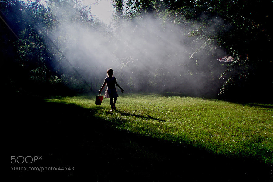Photograph little girl by Alina March on 500px