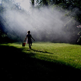 little girl by Alina March (Ustritsa) on 500px.com