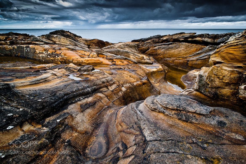Photograph British coast by Gorazd Golob on 500px