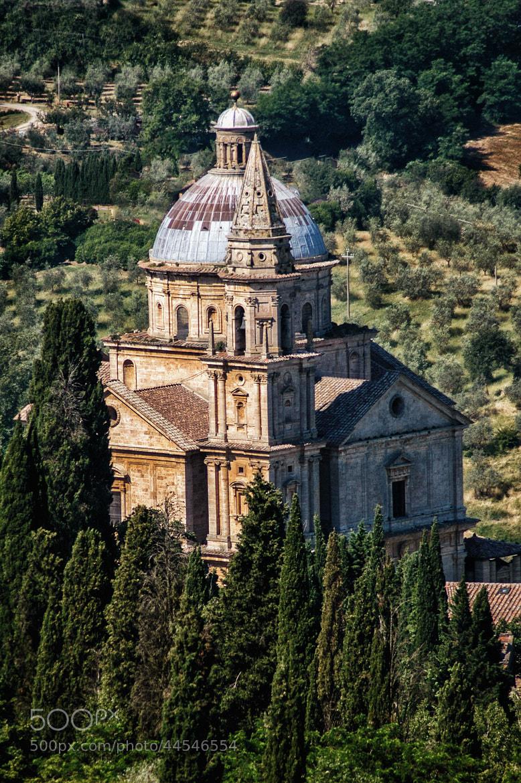 Photograph San Biagio - Montepulciano by Glenn Marcus on 500px