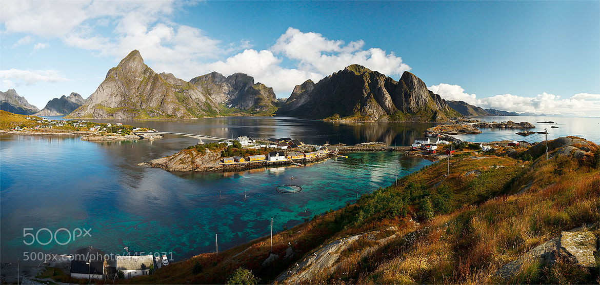 Photograph Norway - Reine #2 by Fabrizio  Fenoglio on 500px