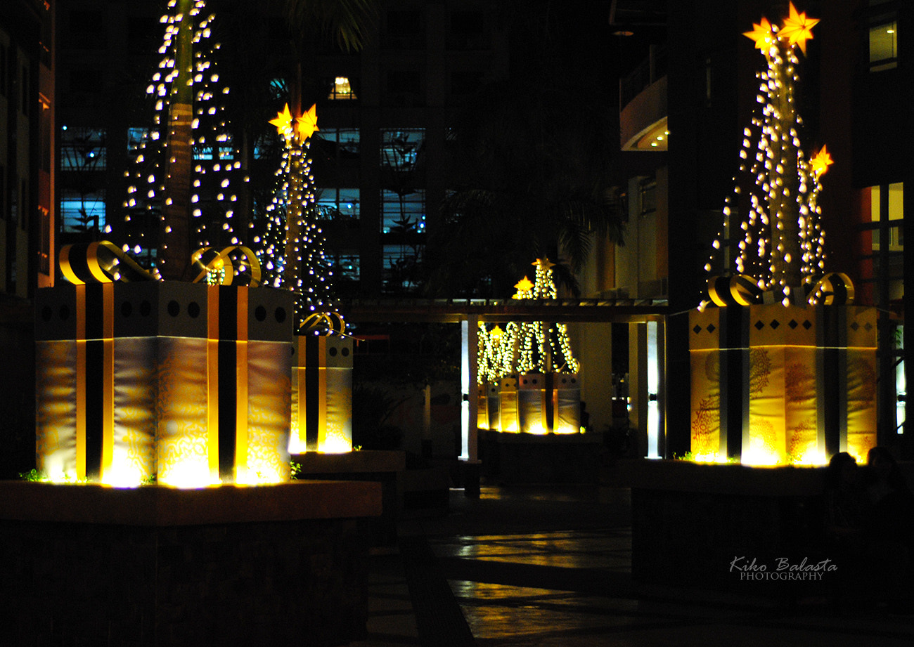Photograph Night View in Eastwood by Kiko Balasta on 500px