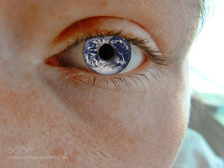Photograph Earth Eye by Scott Walker on 500px