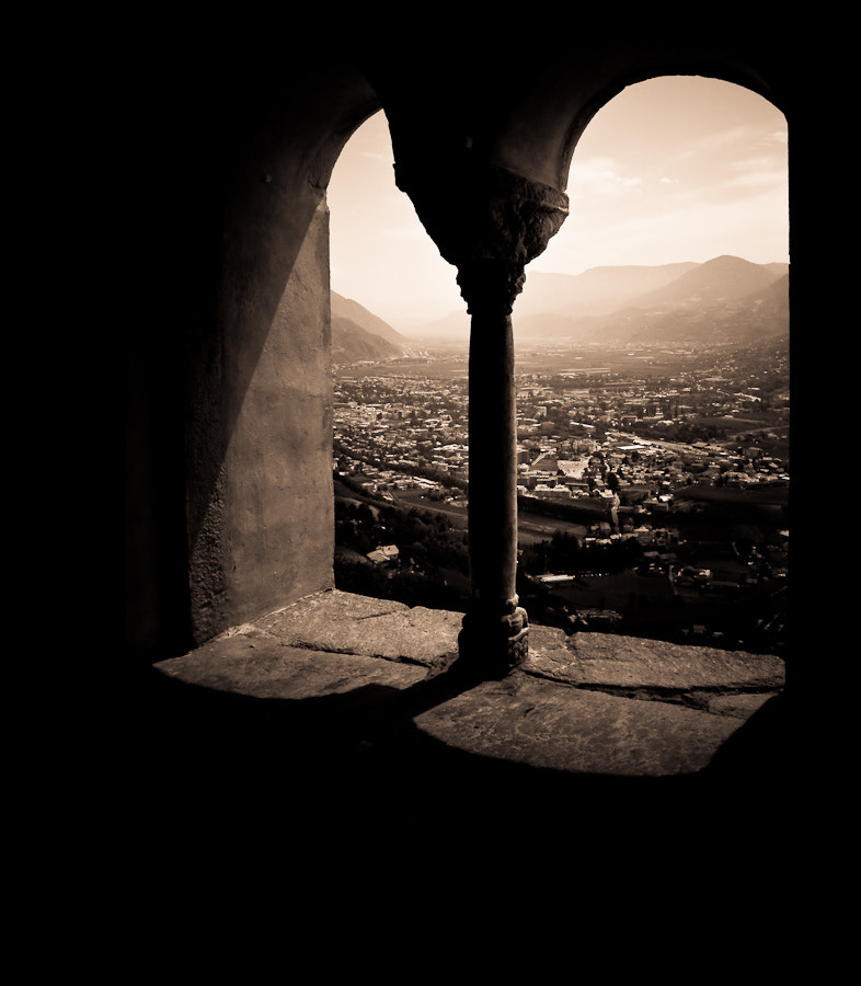 Photograph The View by Christoph Dohmesen on 500px