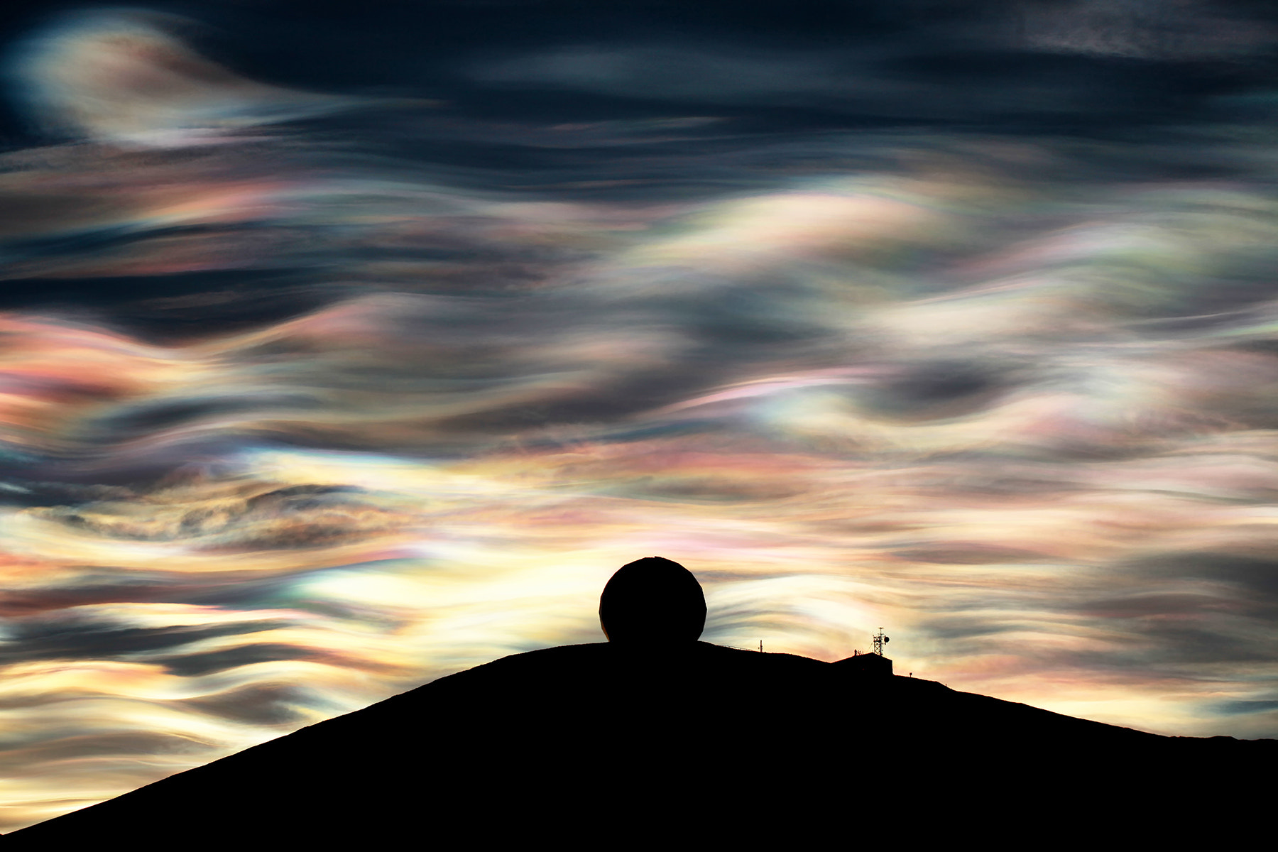 Photograph Antarctic Nacreous 2 by Deven Stross on 500px