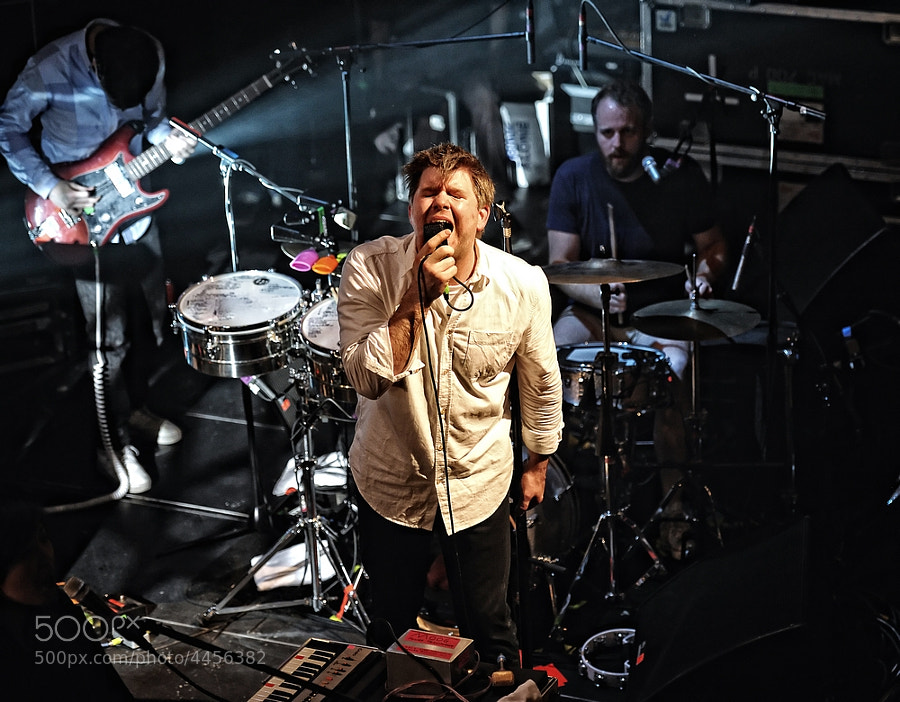 Photograph LCD Soundsystem by Luuk Denekamp on 500px