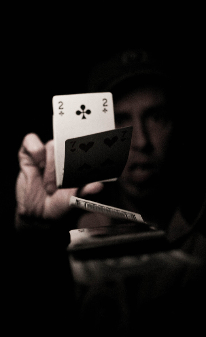 Photograph Play your cards right by K C on 500px