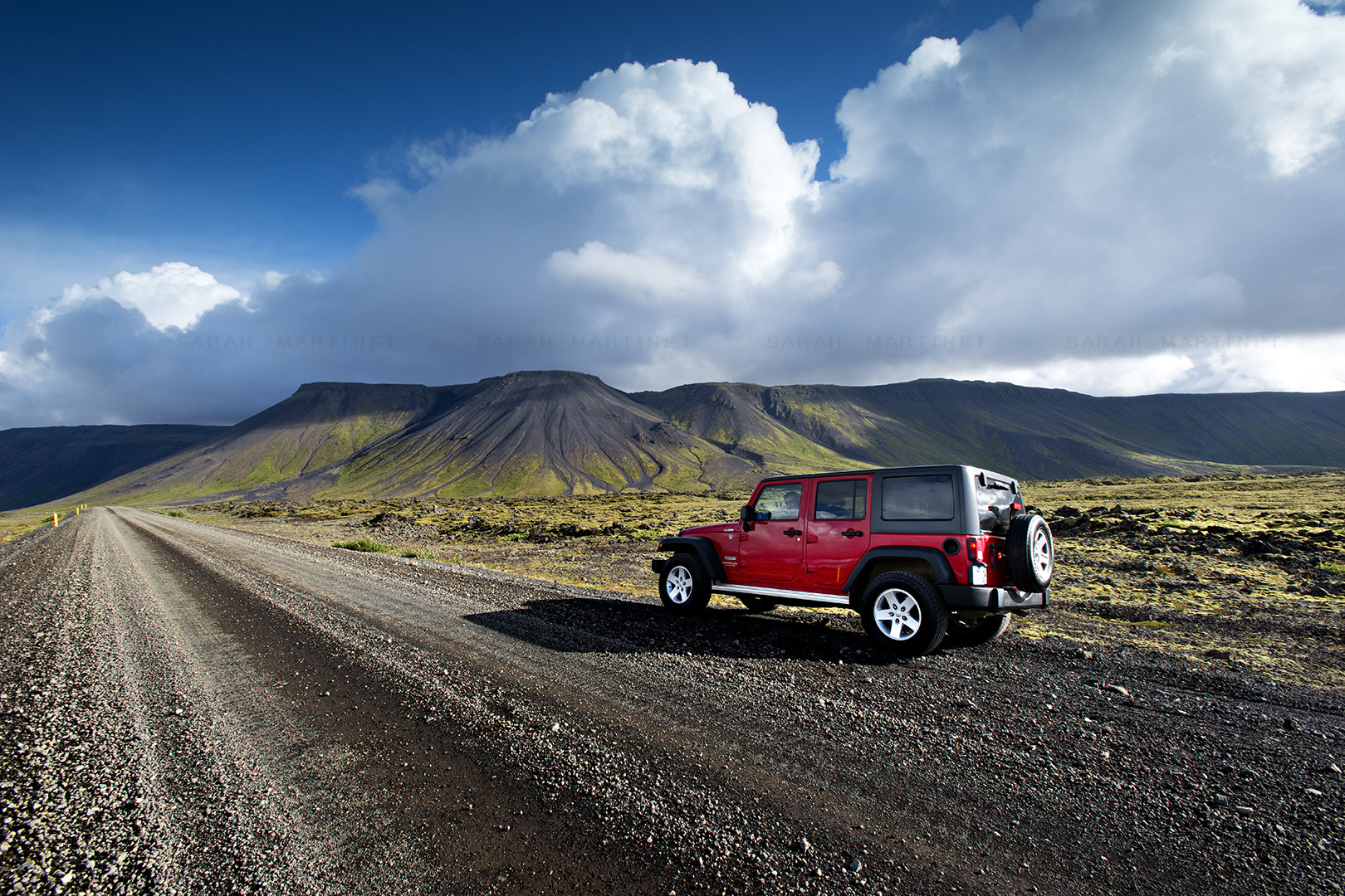 Photograph Let's go on the f roads by Sarah Martinet on 500px