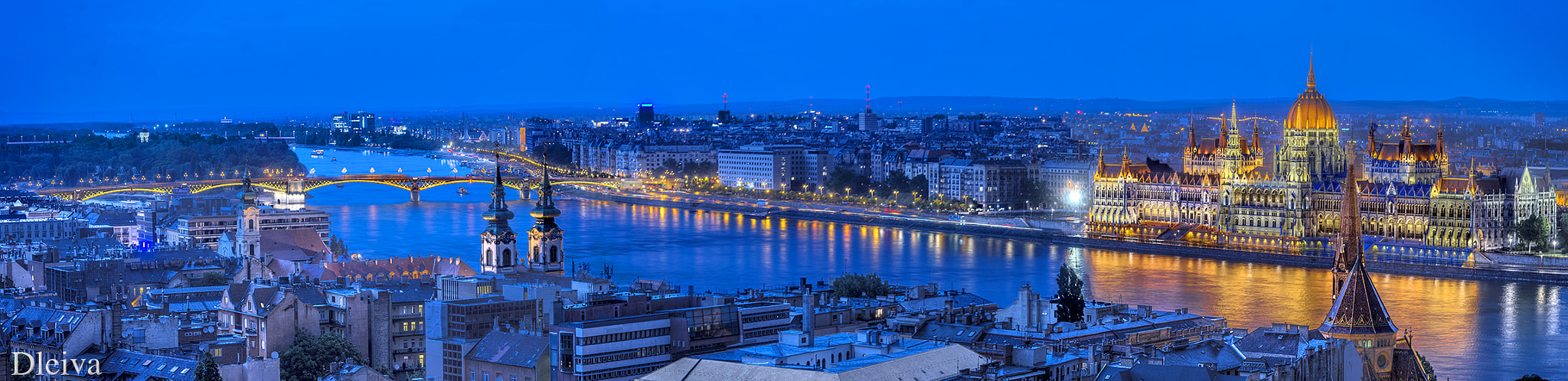 Photograph Pest from Buda Hill (Budapest) by Domingo Leiva on 500px