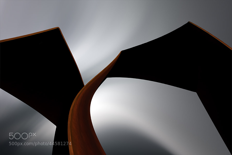 Photograph Metal M by Gilbert Claes on 500px