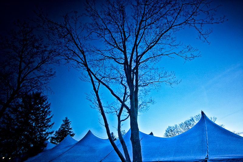 Photograph Wintertents by Walter Lustig on 500px