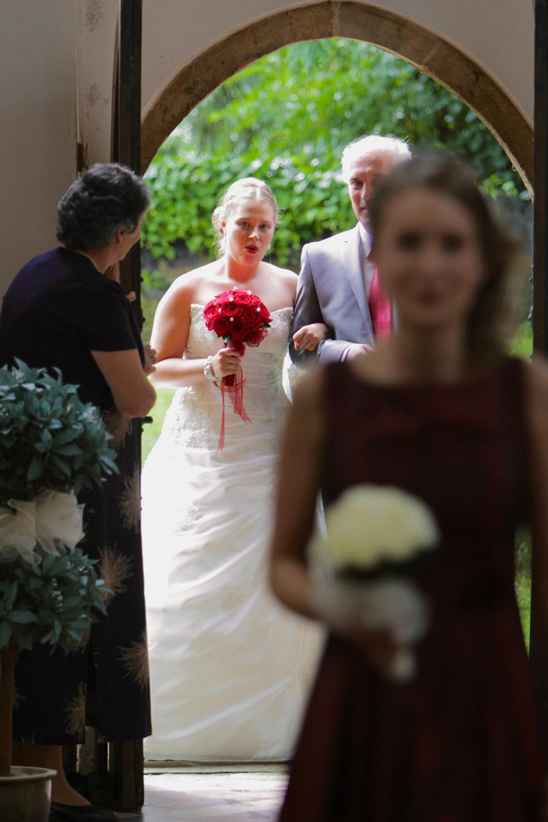 Photograph Justin and Natalies Wedding Day by Neil Cairns on 500px