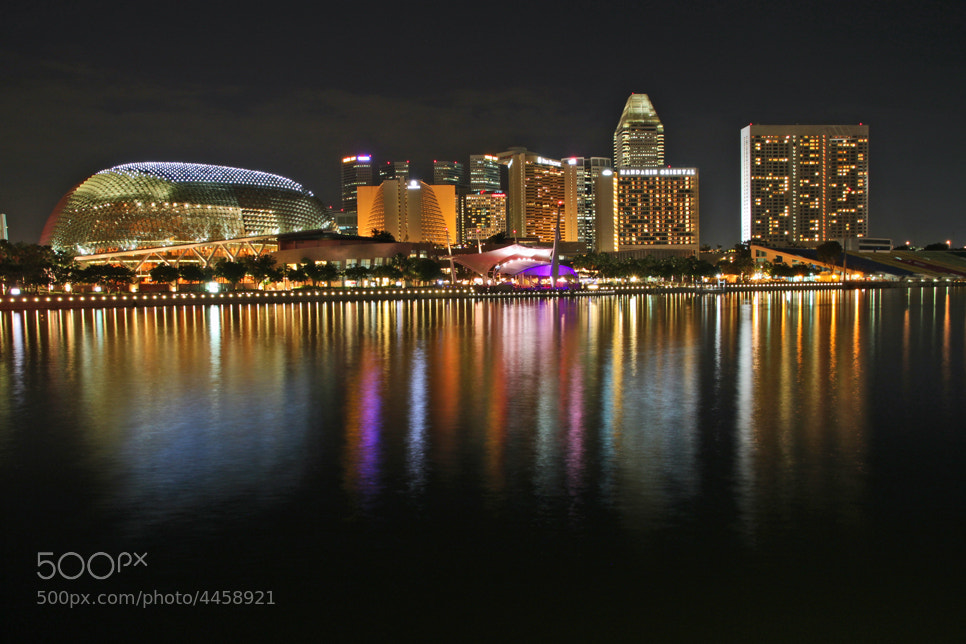 Photograph Marina Bay - II by Ata Kemal Sahin on 500px