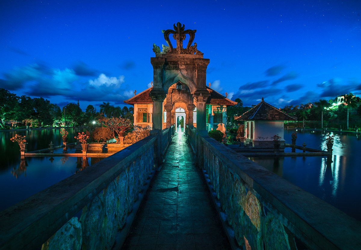 Photograph Water Palace by Meng To on 500px