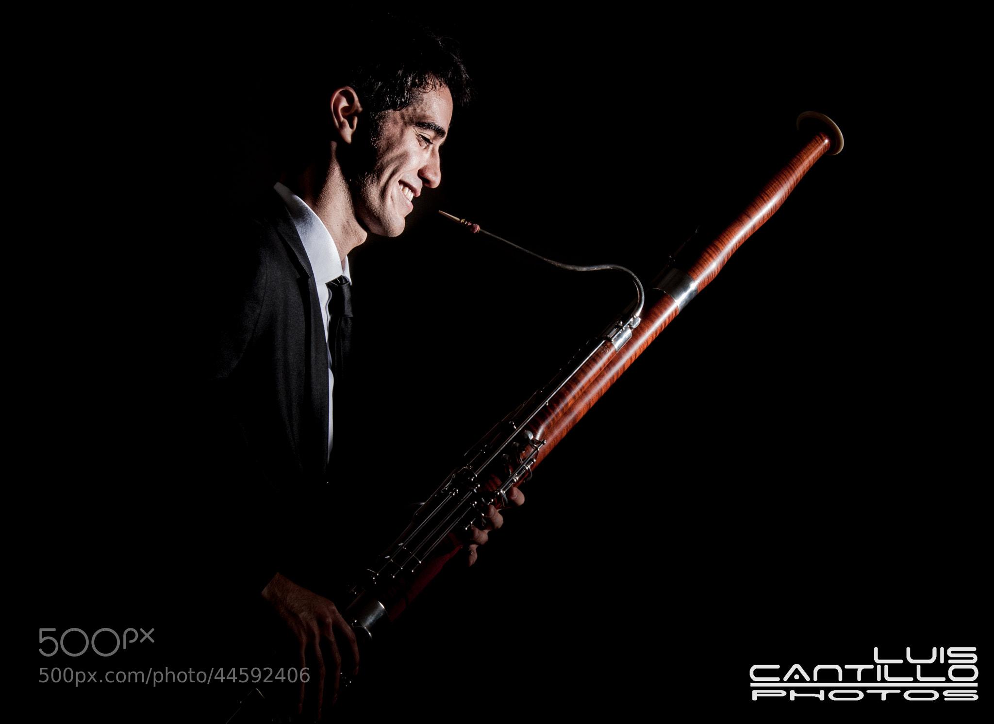 Photograph Juan Ruiz Bandoux / Fagotista by Luis Cantillo on 500px