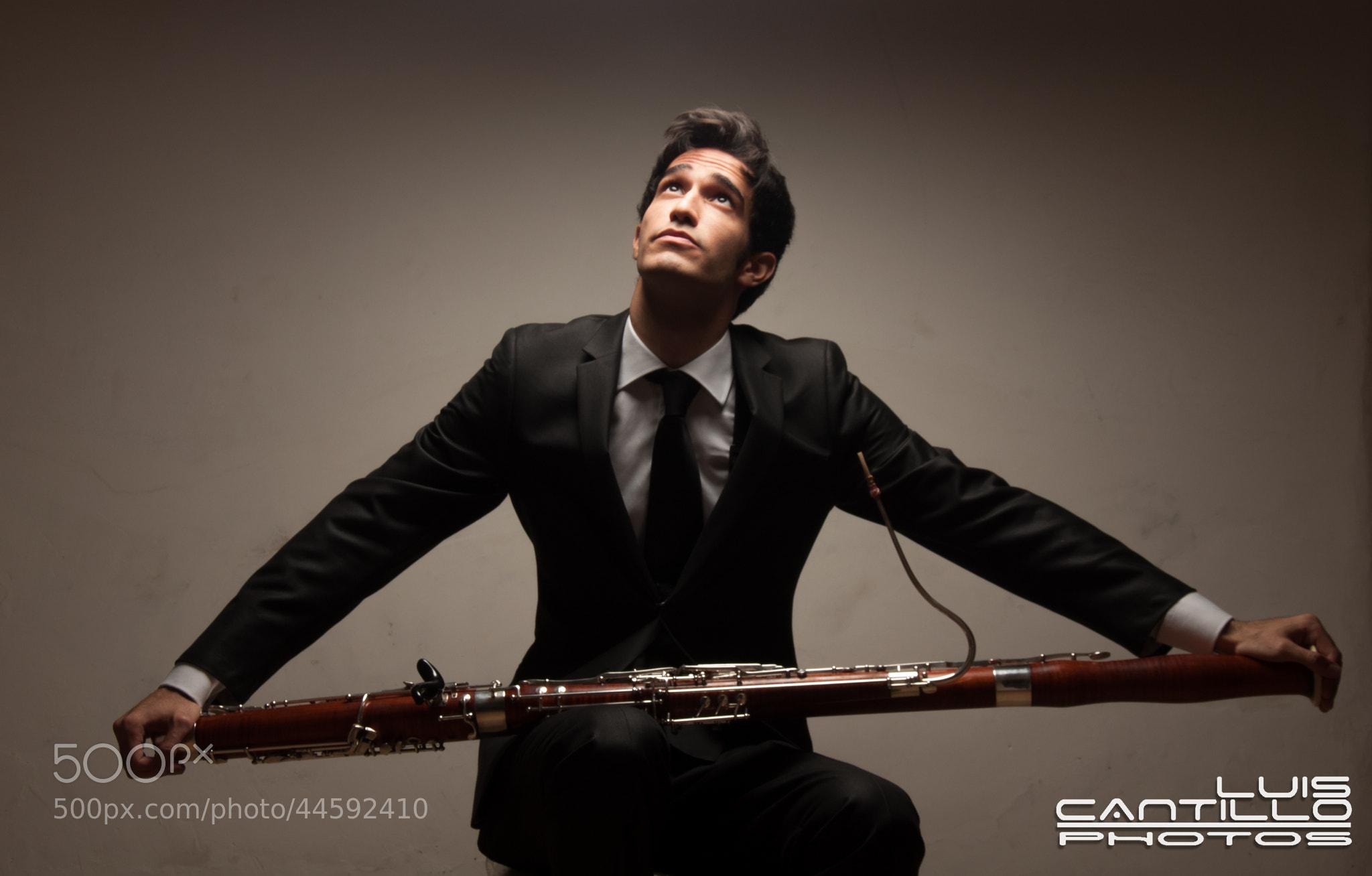 Photograph Juan Ruiz Bandoux / Fagotistaitled by Luis Cantillo on 500px
