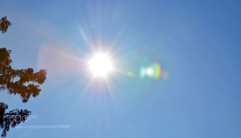 Photograph Sun by Edu Kochalidze on 500px