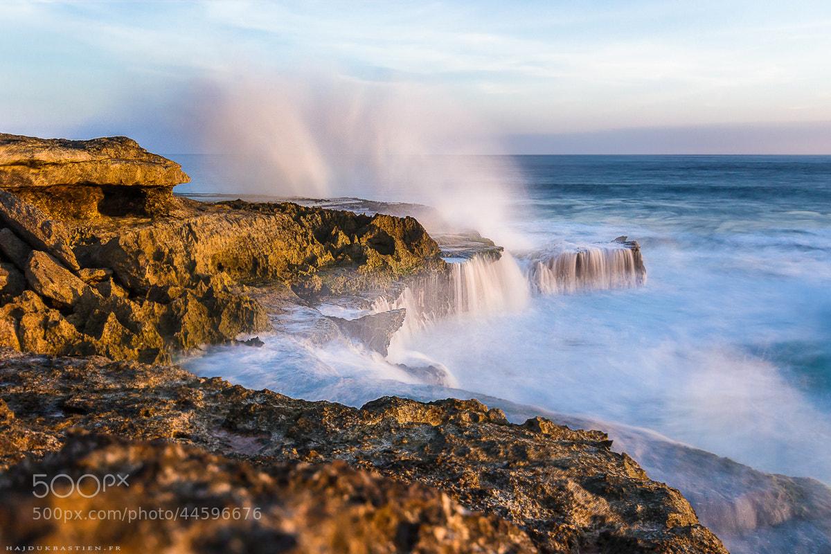 Photograph Sunset Beach, Nusa Lembogan by Bastien HAJDUK on 500px