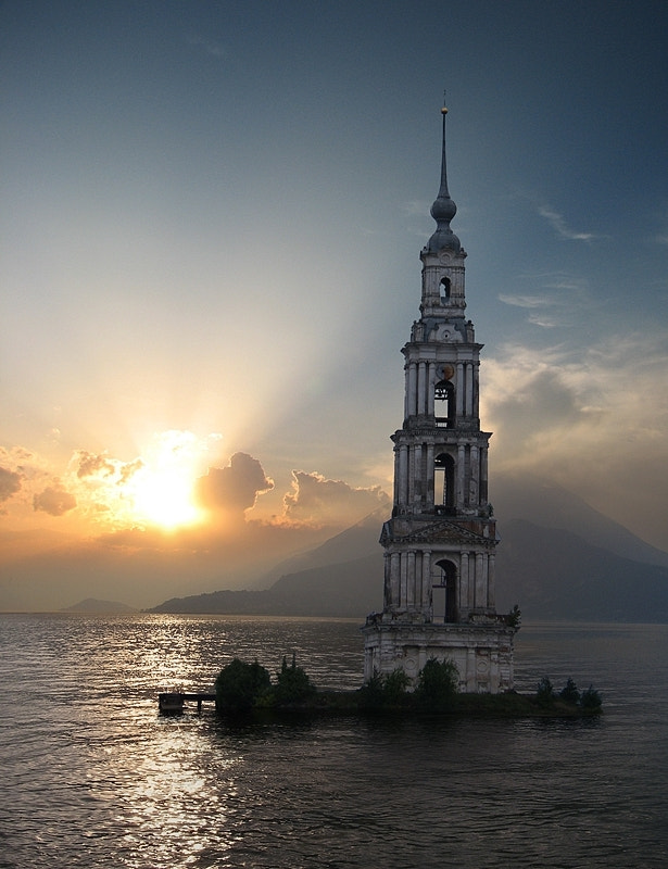 Photograph The Drowned Church by Silver SB on 500px