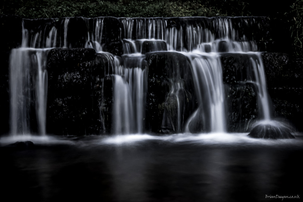 Photograph Waterfall at The Roaches by Brian Deegan on 500px
