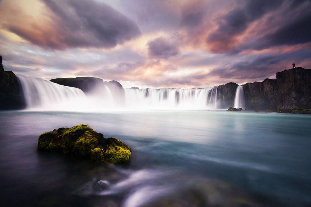 Photograph waterfall of the gods by Dennis Fischer on 500px